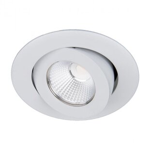 Compare prices Oculux LED Round Adjustable Trim Recessed Housing By WAC Lighting