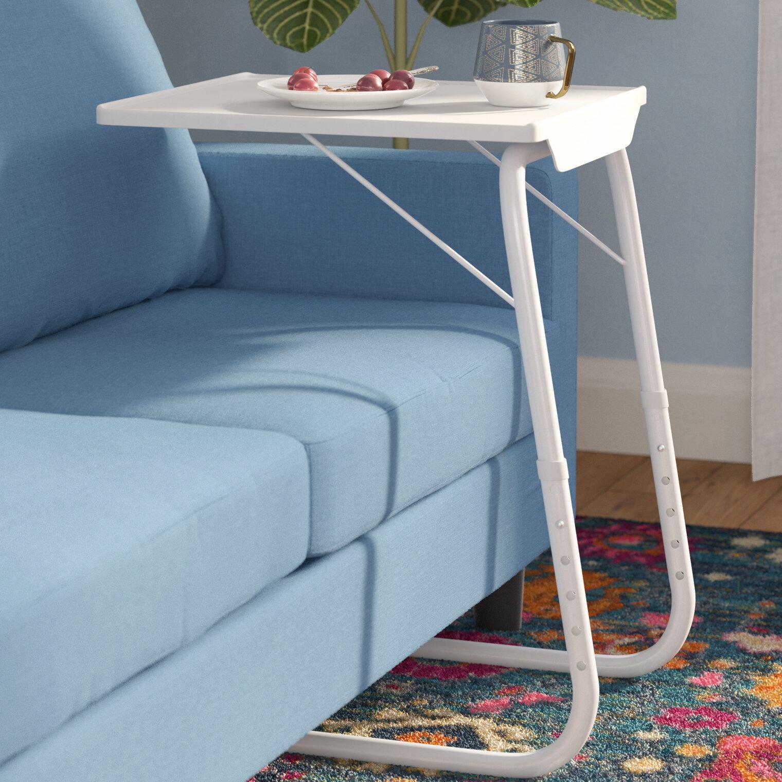 Ebern Designs Hughes Foldable Table & Reviews | Wayfair