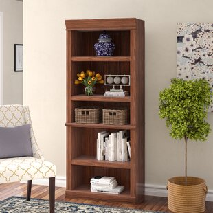 Thaler Standard Bookcase by Charlton Home Best