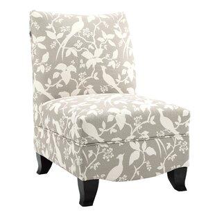 Three Posts Mclamb Slipper Chair