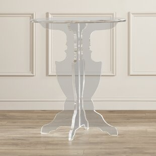 Willa Arlo Interiors Genevra Acrylic End Table