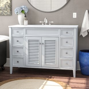 Sandburg 48 Single Bathroom Vanity Set