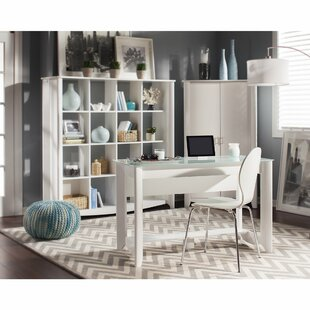 Wentworth 2 Piece Desk Office Suite by Latitude Run