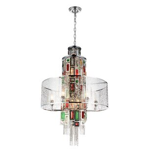 Brayden Studio Hazel 11-Light Chandelier