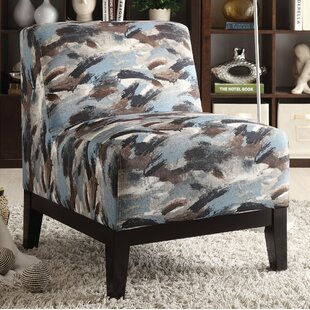 Ivy Bronx Gess Slipper Chair