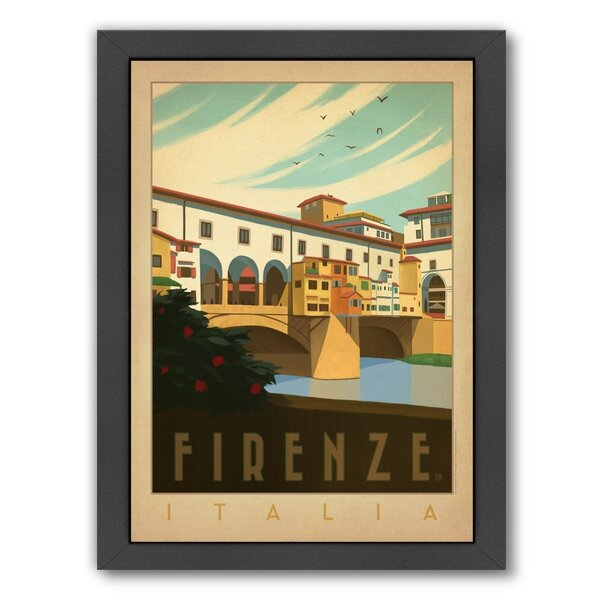 Framed Pictures Of Italy | Wayfair