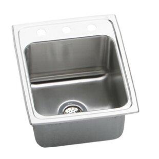 Extra Deep Kitchen Sinks Extra deep kitchen sink wayfair lustertone 17 x 20 extra deep self rimming kitchen sink workwithnaturefo