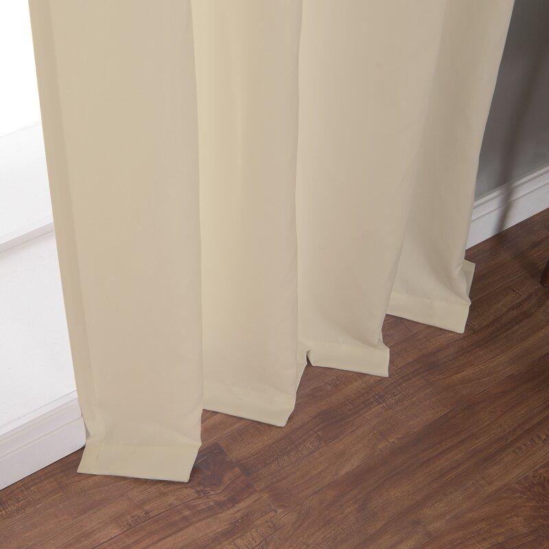 Blackout Outdoor Grommet Curtain Panels