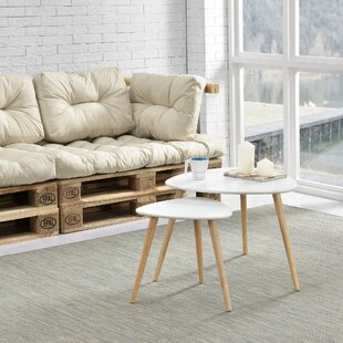 Mont 2-Piece Coffee Table Set (Set Of 2) By 17 Stories