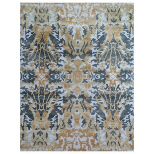Price comparison Koda Hand-Woven Brown/Black Area Rug ByExquisite Rugs