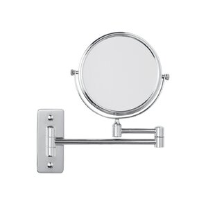 Winston Porter Aldfreck Wall Mounted Makeup/Shaving Mirror