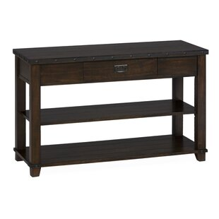 17 Stories Jedidiah Wooden Media Console ..