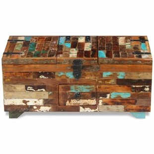 Chicopee Solid Reclaimed Wood Coffee Table By Williston Forge