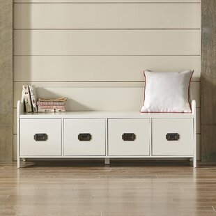 Birch Lane™ Edwards 4-Drawer Storage Be..