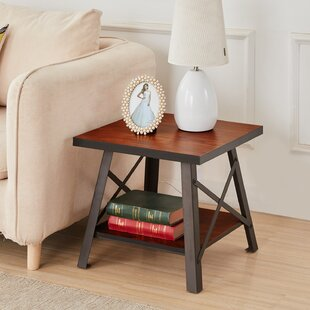 Horace Solid Wood End Table