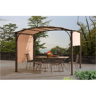 Replacement Canopy (Deluxe) for Meadow Pergola  sc 1 st  Wayfair & 12x12 Pergola Canopy | Wayfair
