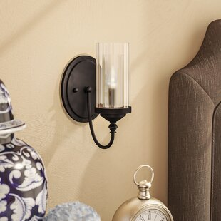 Shop for Neiman 1-Light Wall Sconce By Alcott Hill