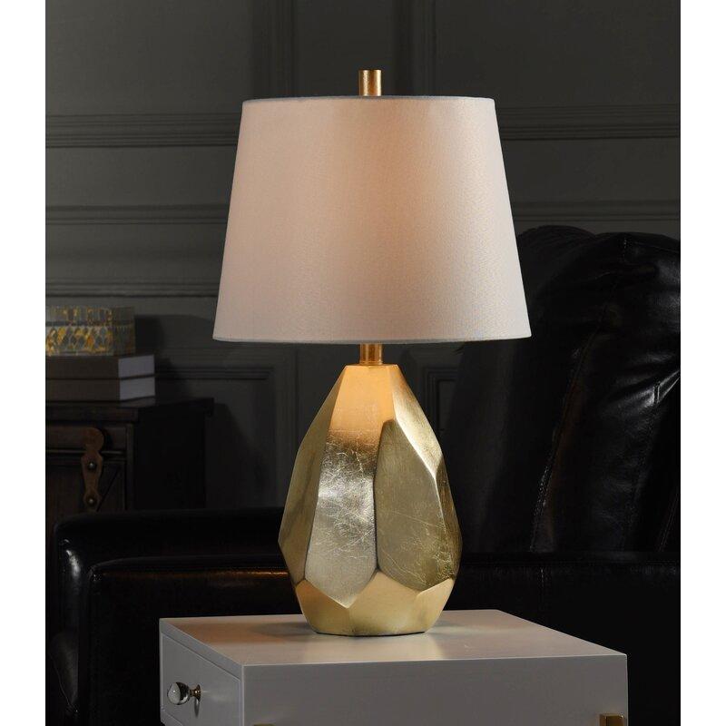 Everly Quinn Padiham 25 Table Lamp Reviews Wayfair