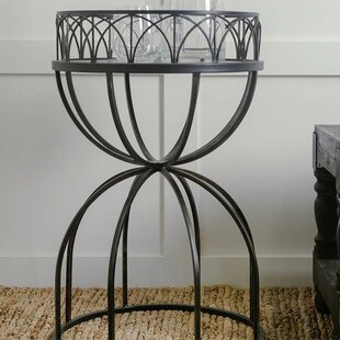 Netea End Table by World Menagerie