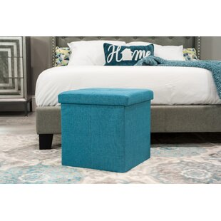 Harlingen Storage Ottoman by E..