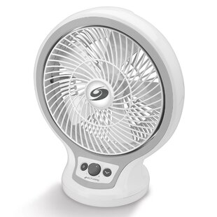 8 Oscillating Table Fan