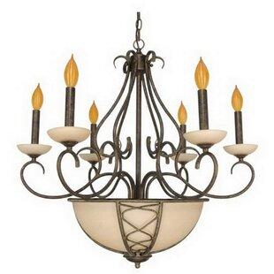 Fleur De Lis Living Vidalia 8-Light Candl..