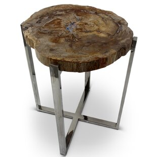 Plympton End Table by Union Rustic
