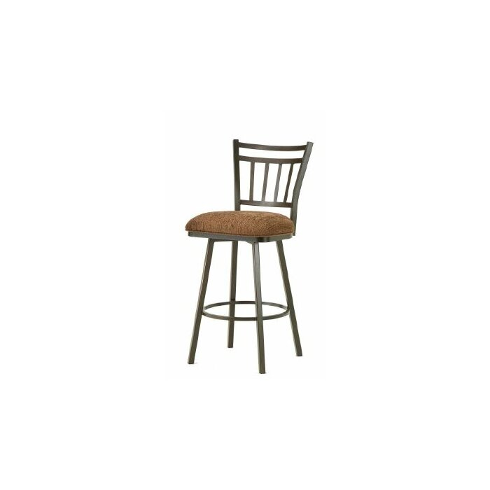 Fantastic Emma 30 Swivel Bar Stool Andrewgaddart Wooden Chair Designs For Living Room Andrewgaddartcom