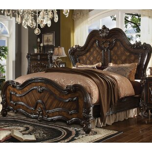 Royal Panel Bed by A&J Homes Studio Today Only Sale