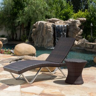 Liliana 2 Piece Chaise Lounge Set