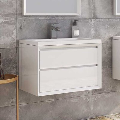 Bathroom Units Amp Bathroom Cabinets Wayfair Co Uk