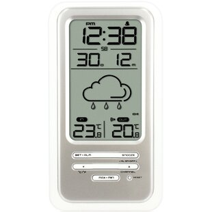 Weather Station Anemometer By Technoline