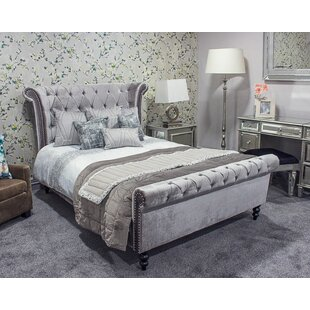 Jovanny Upholstered Bed Frame By Willa Arlo Interiors