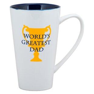 Mansell World's Greatest Dad Coffee Mug