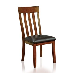 Dunham Side Chair (Set Of 2) by Hokku Designs Top Reviews