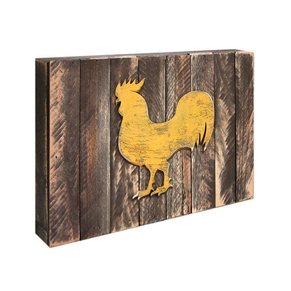 Rustic Rooster Decor Wayfair Magnificent Roosters Decorative Accessories