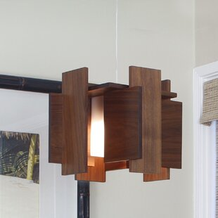 Cerno Abeo L 1-Light Geometric Pendant