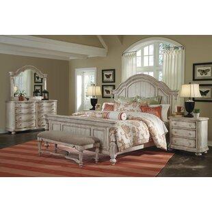 Osullivan Panel Configurable Bedroom Set