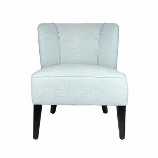Soft Fabric Lien Leisure Slipper Chair by Homebeez