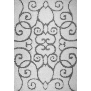 Shop For Bearcreek White Area Rug By Winston Porter