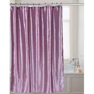 Highgate Faux Silk Single Shower Curtain