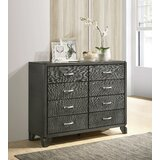 Nicholson 8 Drawer Double Dresser by Brayden Studio®