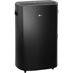 55 Pint Portable Dehumidifier with Casters