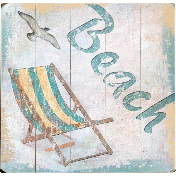 Vintage Beach Wall Art | Wayfair
