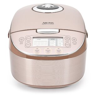 Aroma 16 Cup Professional Cooked Digital Rice Cooker