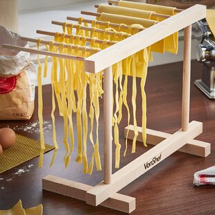 Collapsible Pasta and Spaghetti Drying Rack Stand