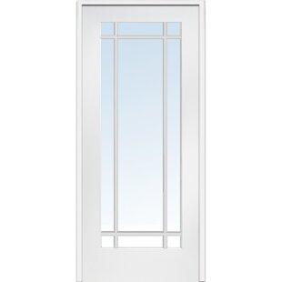 MDF Primed Interior French Door