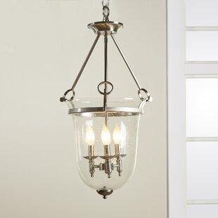 Savings Timberlake 3-Light Urn Pendant By Darby Home Co
