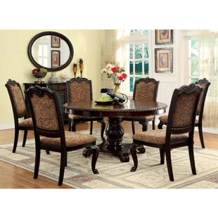 Rolanda Traditional 5 Piece Solid Wood Dining Set