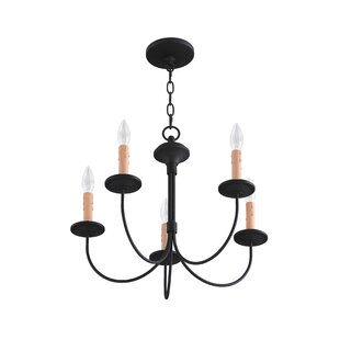 Darby Home Co Eberhart 5-Light Chandelier